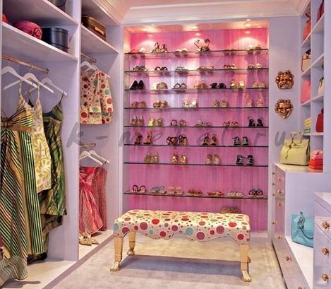 Базовый гардероб для девушки