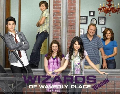 Смотреть сериал Волшебники из Вэйверли Плэйс.