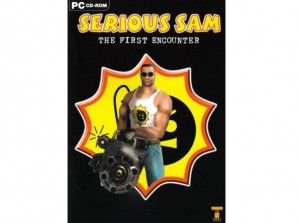 Играть Serious Sam The First Encounter.