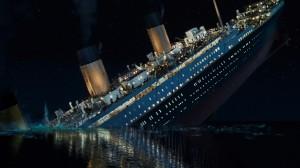 Фильм-катастрофа «Титаник».
