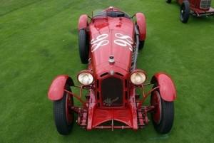 Гоночная Alfa Romeo 8C 2300