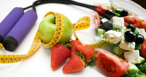 Стресс, диета, и физические нагрузки