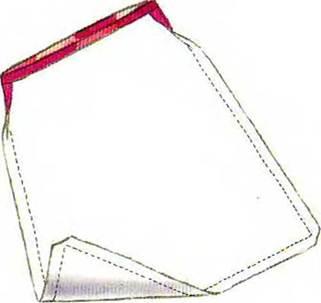 Сумка-пирамида своими руками