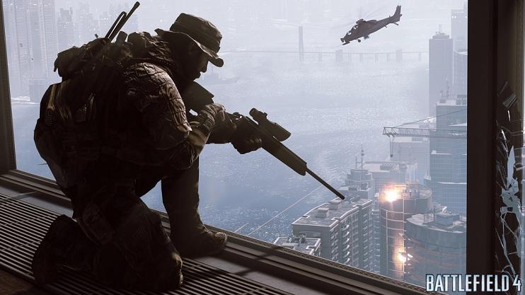 Игра Battlefield 4 вышла в продажу
