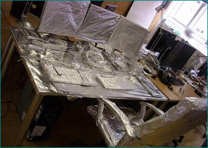 Офисные приколы (44 забавных фото)