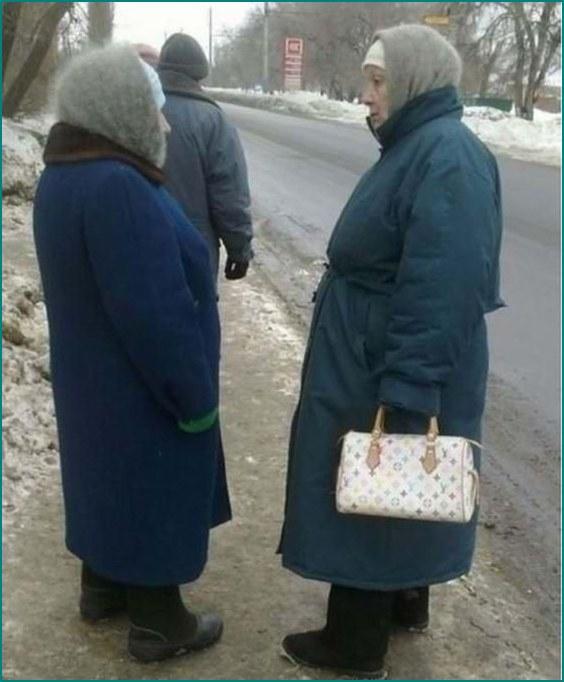 Так делают только Русские - фото приколы