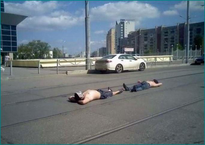 Так делают тольк<br /> о Русские - фото приколы