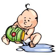 Как выражает чувства ребенок, родившийся под лунным знаком водолея водолей