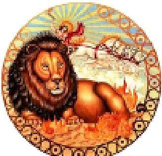 Как выражает чувства ребенок, родившийся под лунным знаком льва луна